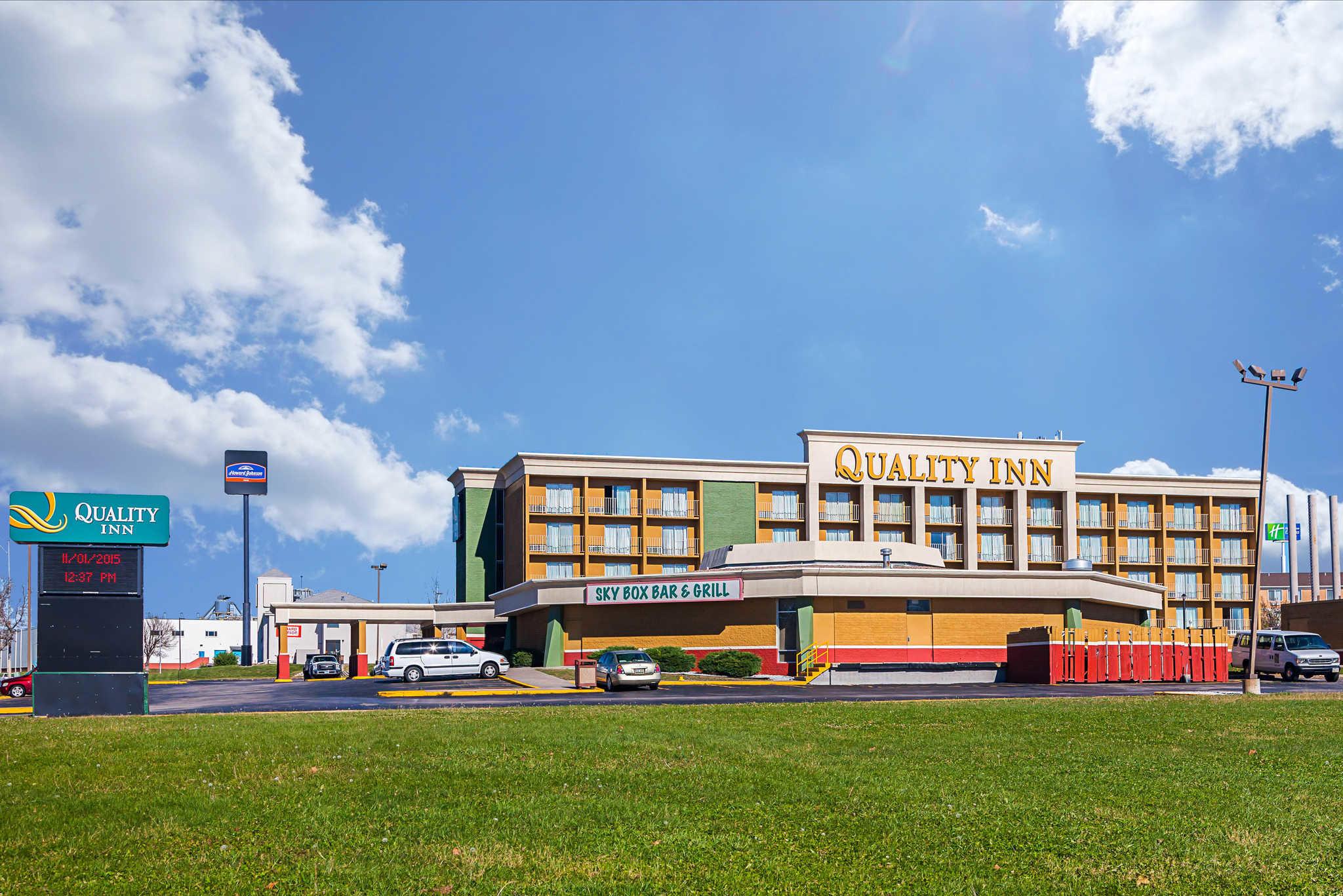 Quality Inn In Lincoln Ne 68521 Chamberofcommerce Com