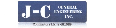 Jc General Engineering Incorporated