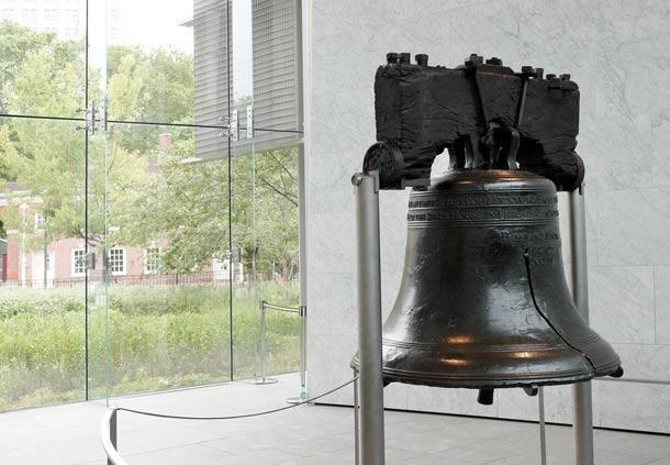 Center City Philadelphia Hotel - Residence Inn by Marriott Philadelphia Center City Area Attractions - Liberty Bell