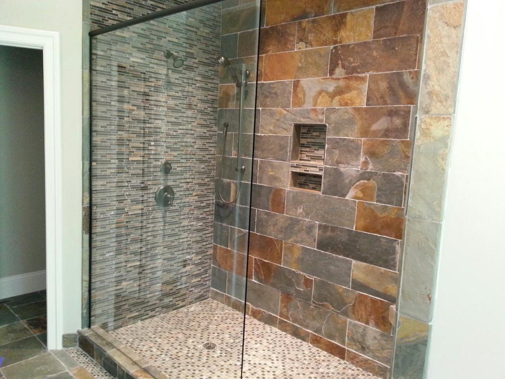 Hopkins glass and shower door llc coupons near me in for Glass shower doors near me