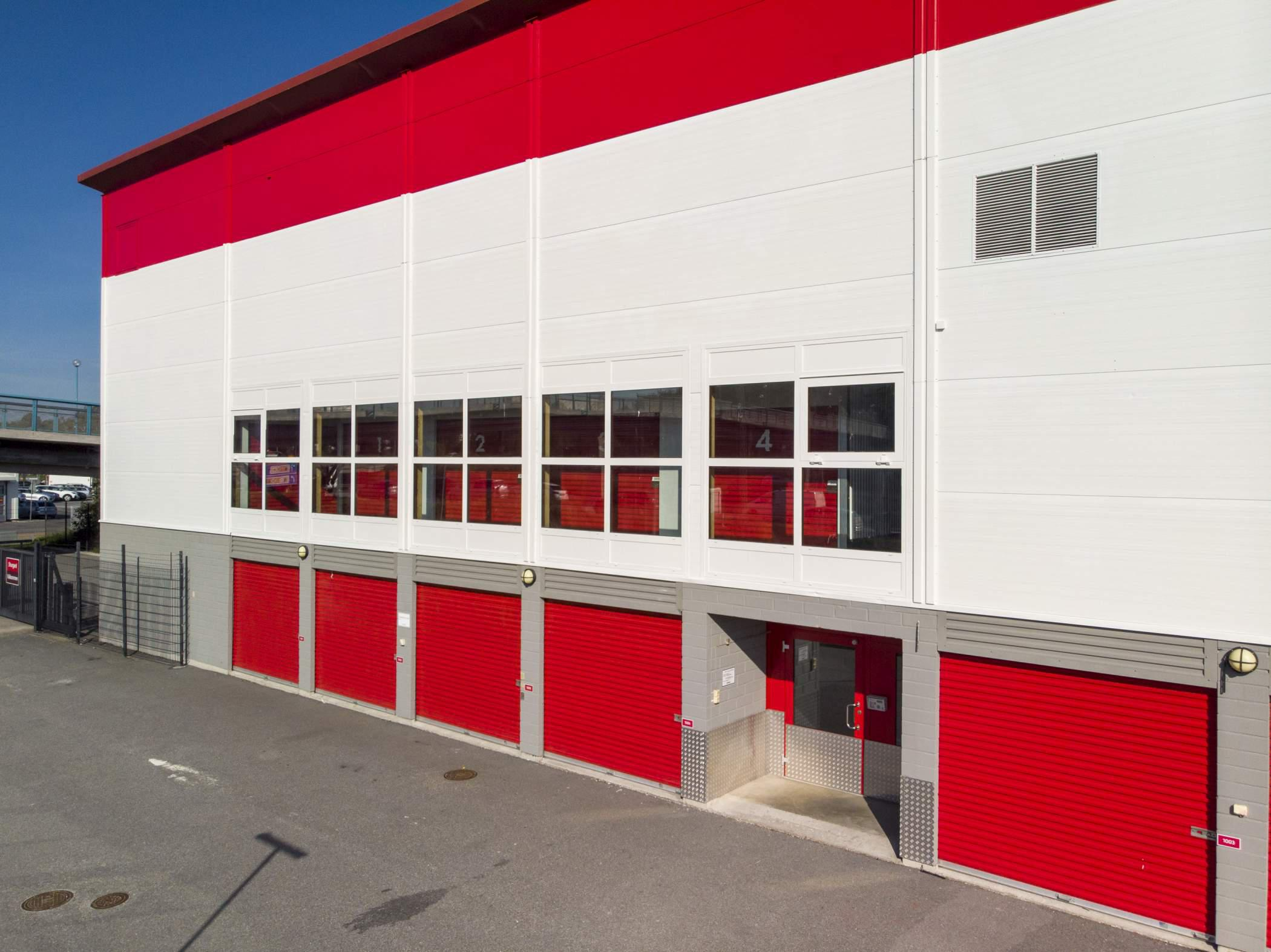 Shurgard Self-Storage Upplands Väsby