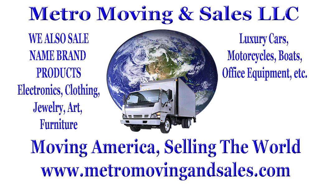 Metro Moving and Sales LLC