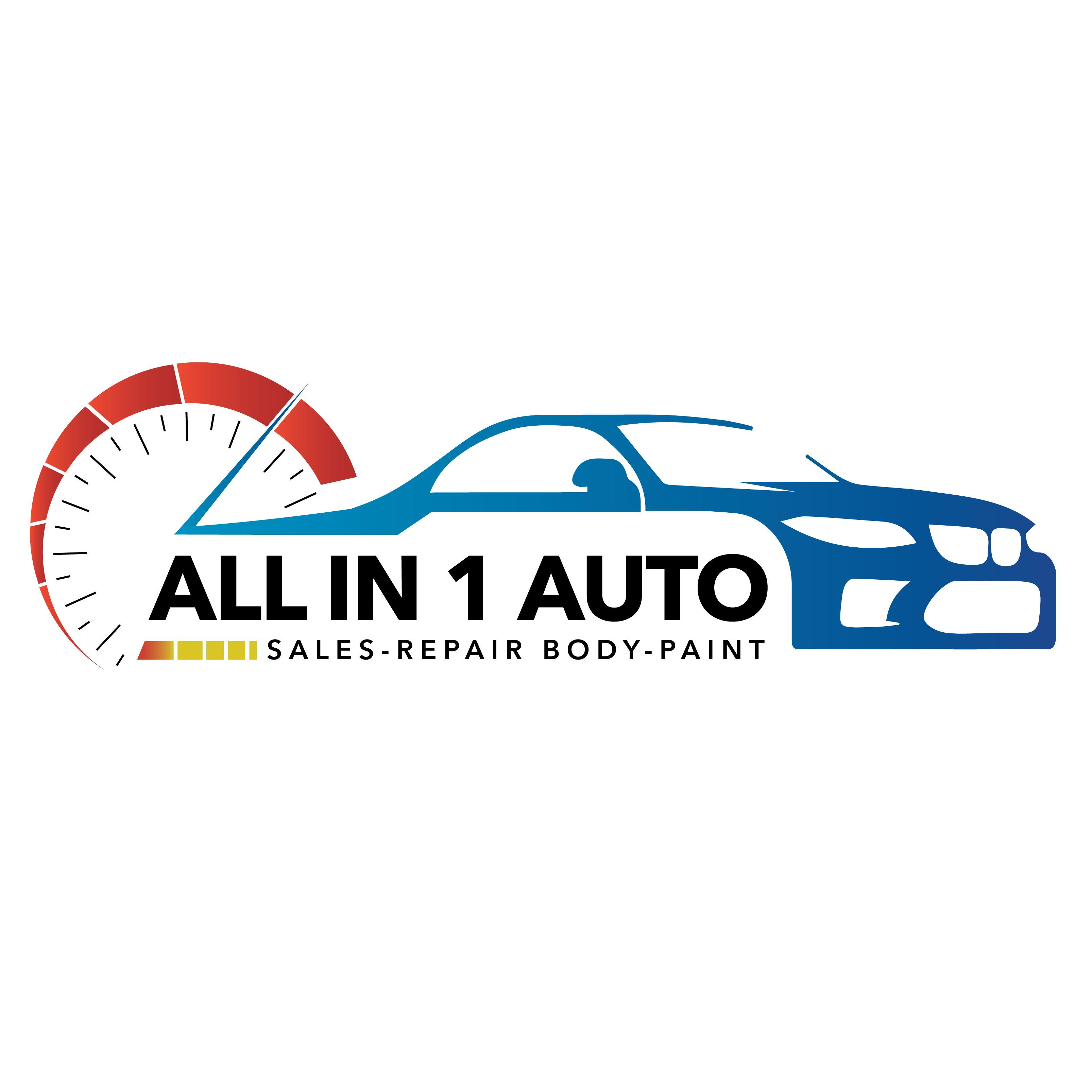 All In 1 Auto Sales Repair Body And Paint