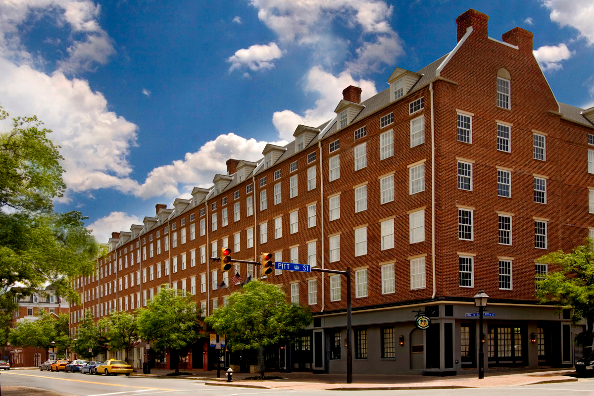 Luxury Hotels Alexandria Va