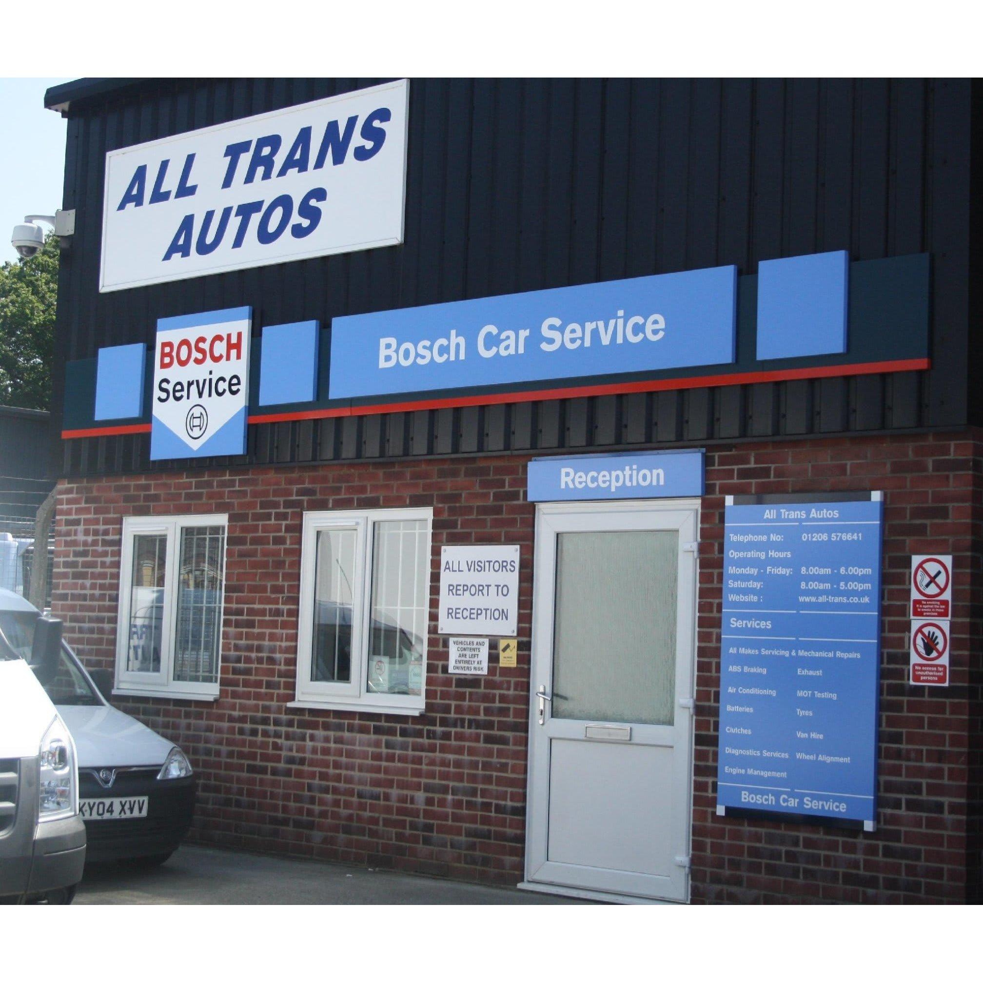 All Trans Autos Ltd