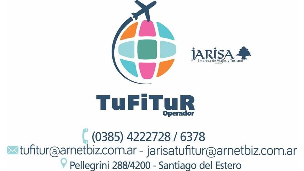 TUFITUR - AGENCIA DE TURISMO
