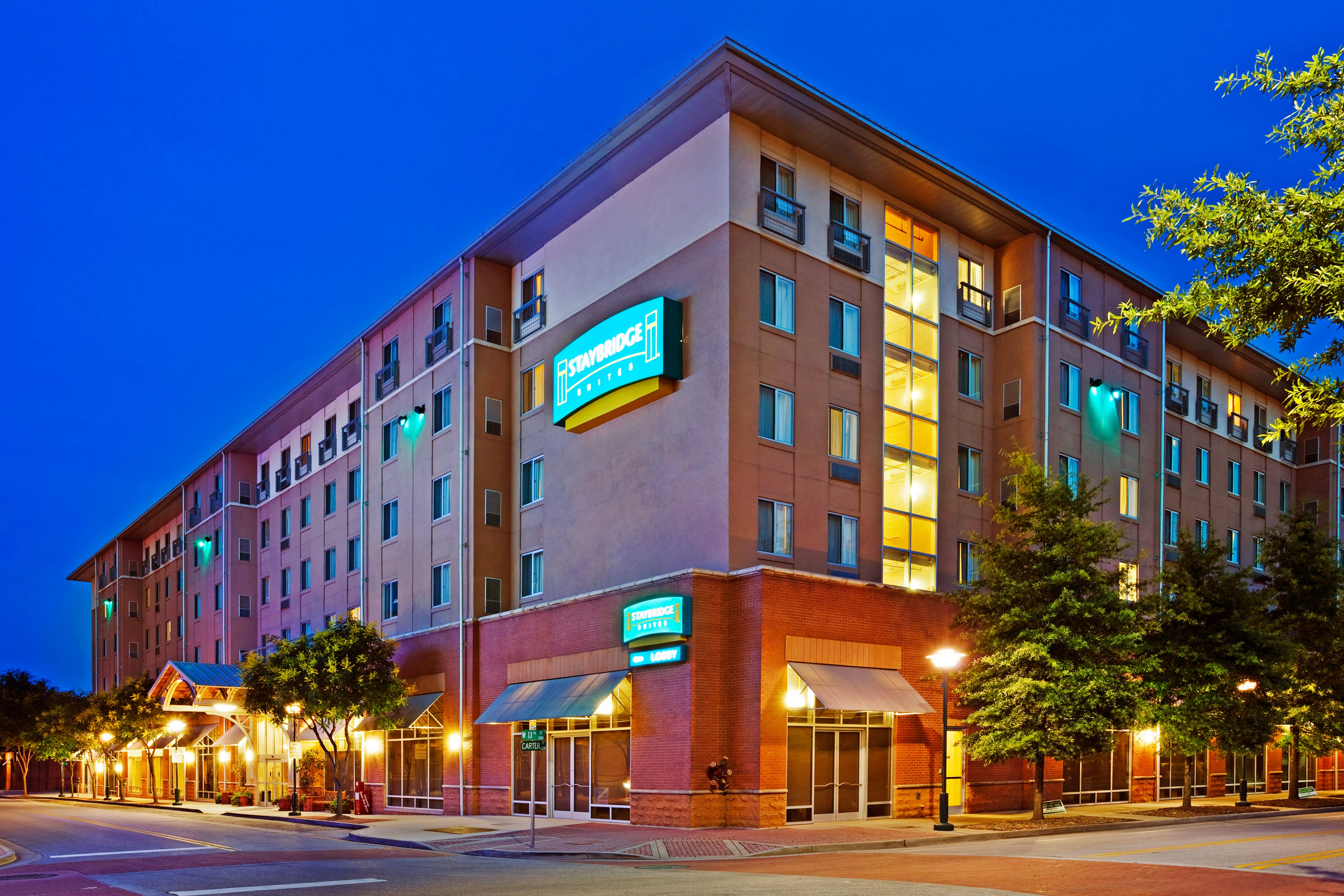 Hotels Near Chattanooga Convention Center