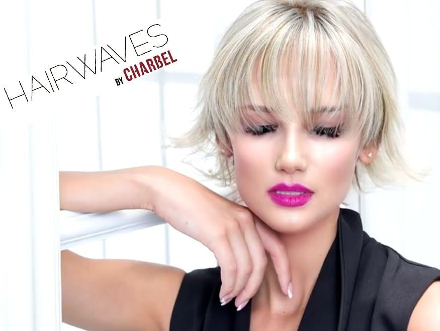 HAIRWAVES by Charbel FOR GENTS