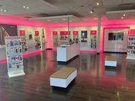 Interior photo of T-Mobile Store at West Sahara Blvd & Cimmarron Rd, Las Vegas, NV