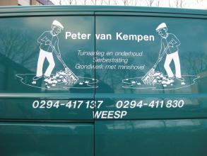 Hoveniersbedrijf Peter van Kempen