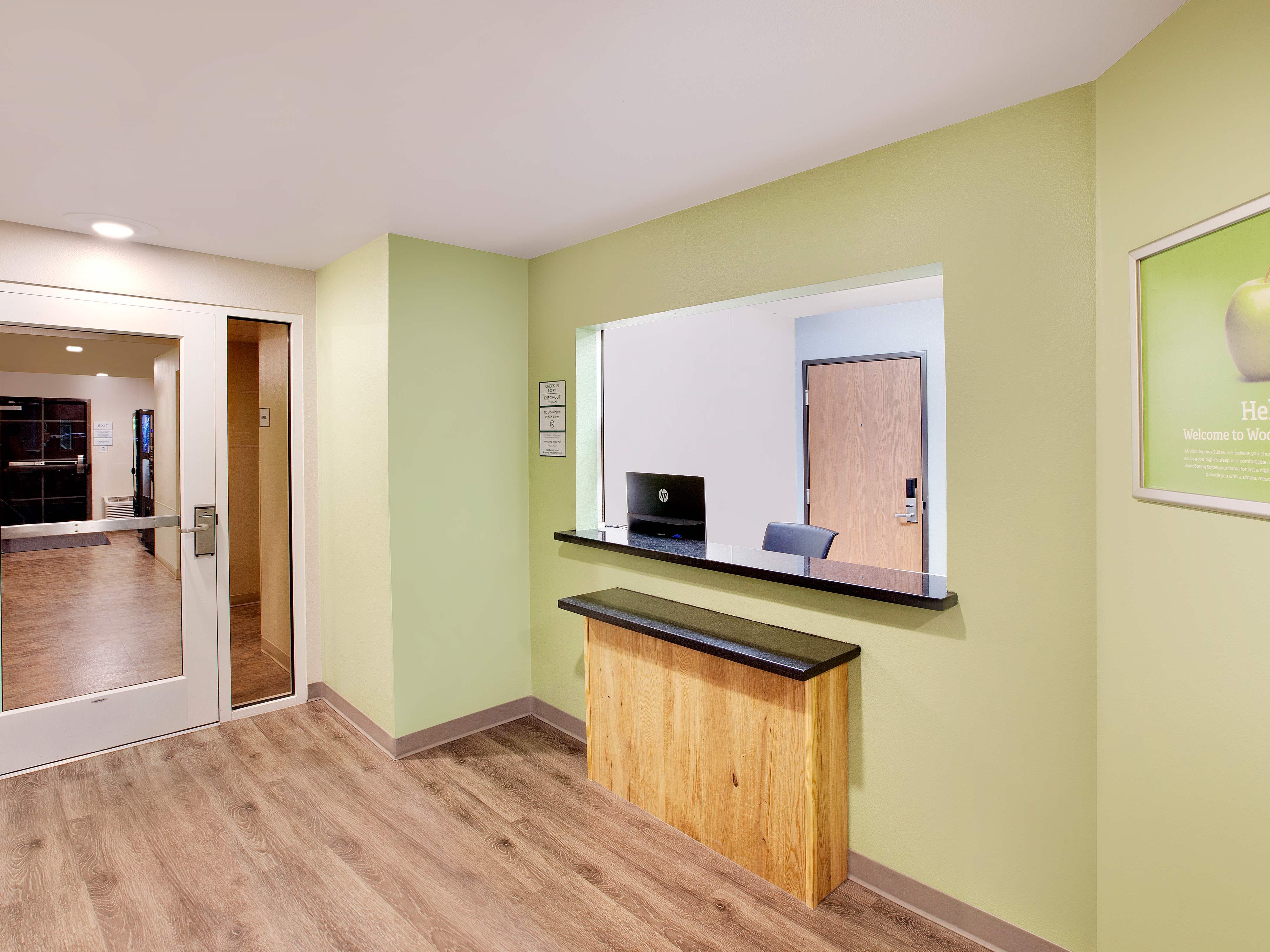 WoodSpring Suites Pharr