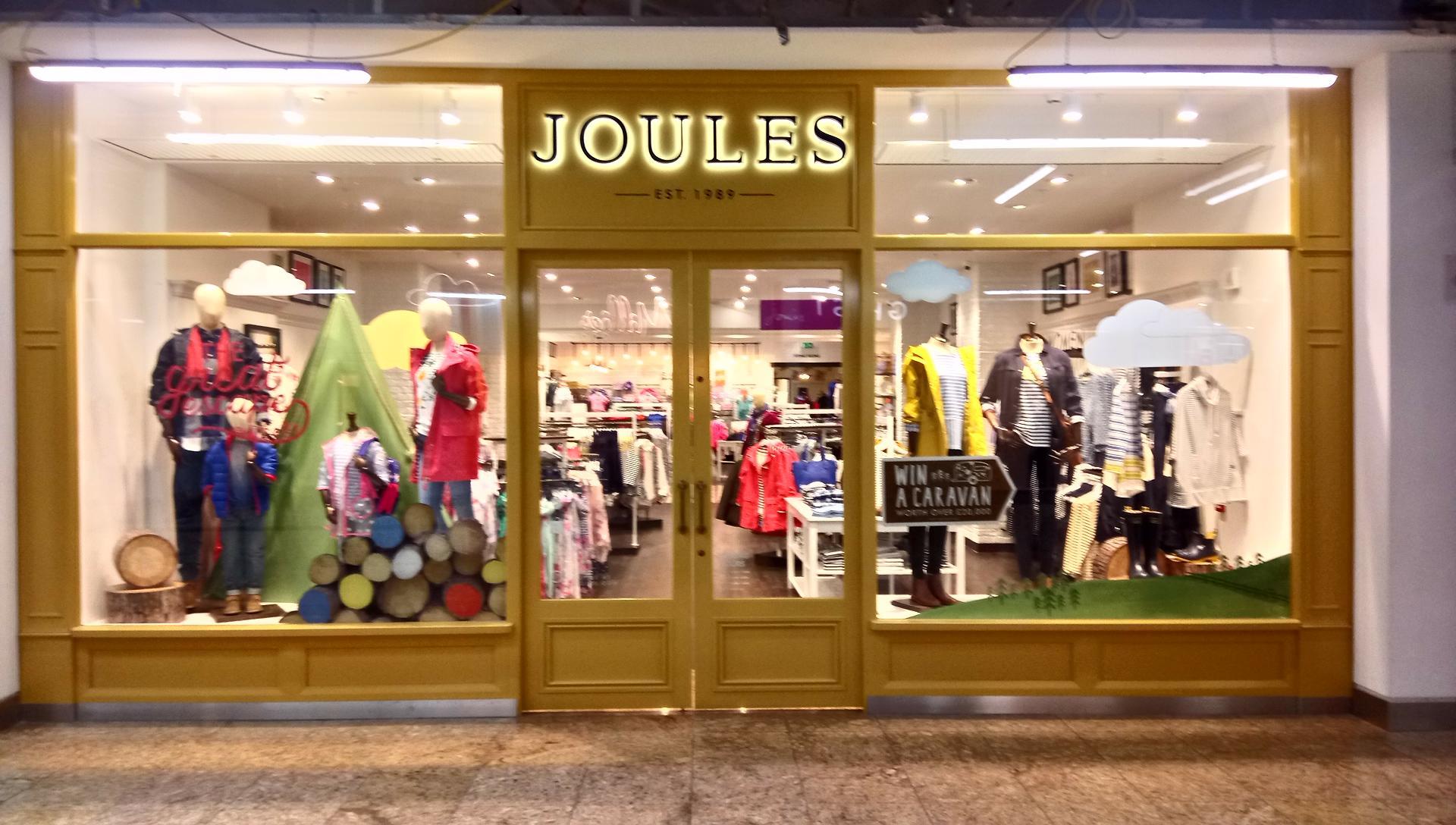 Joules Sheffield 01142 568384