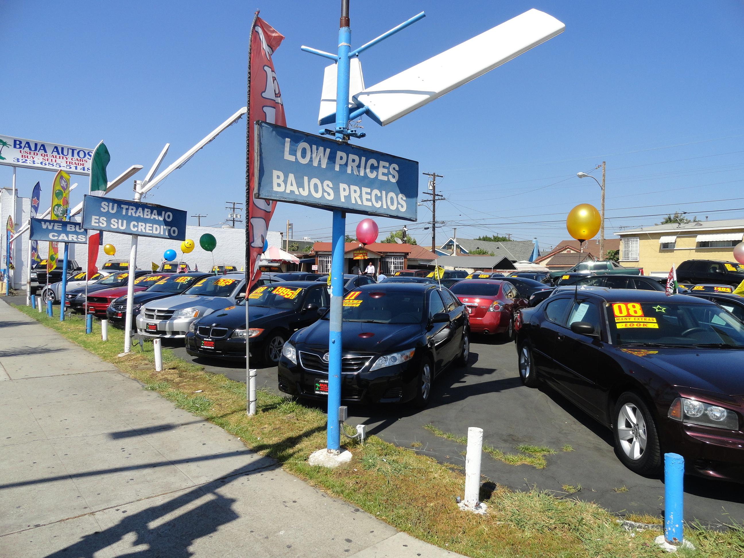 Bad Credit Luxury Car Dealers Los Angeles