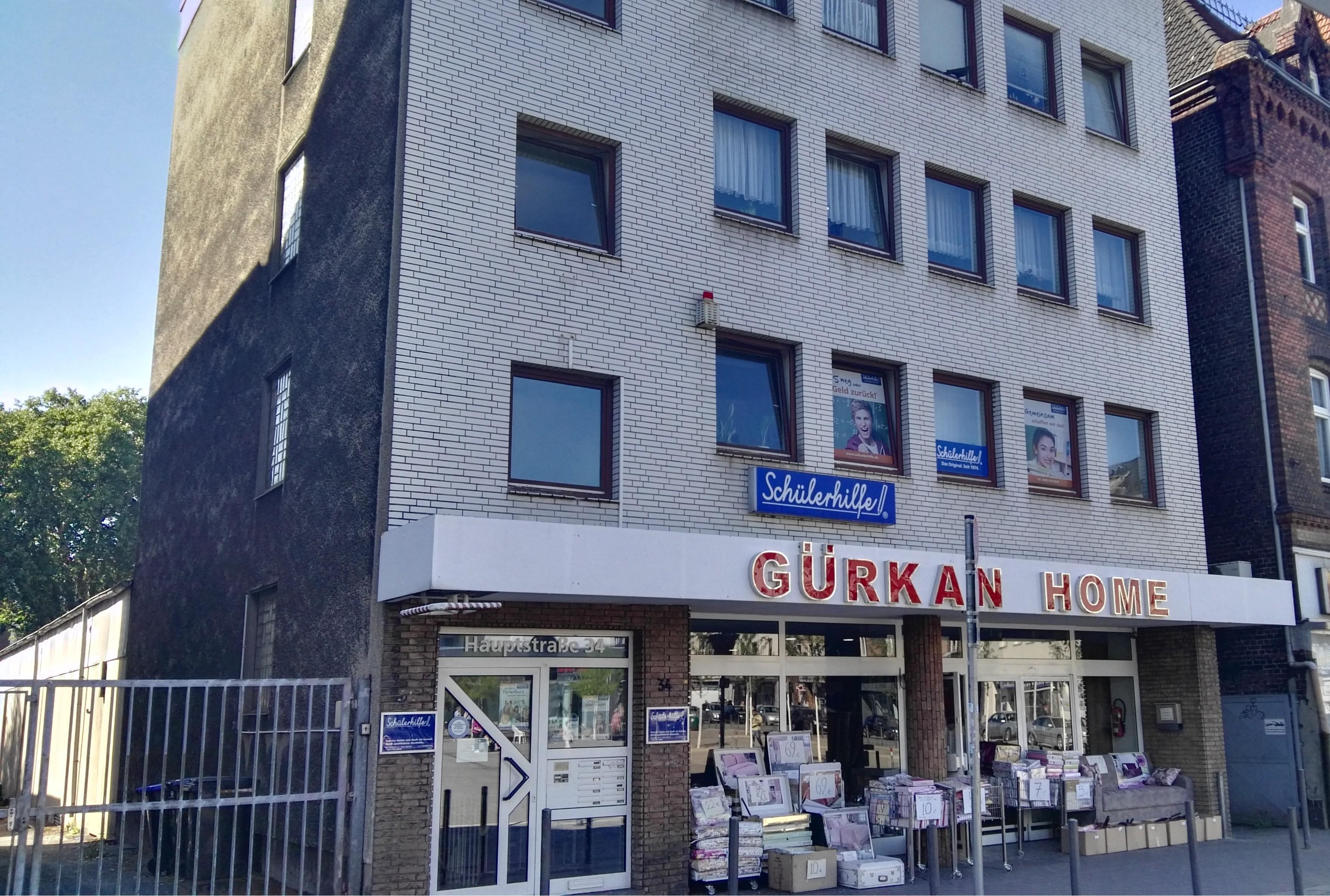 Die Außenansicht der Schülerhilfe Nachhilfe Gelsenkirchen-City