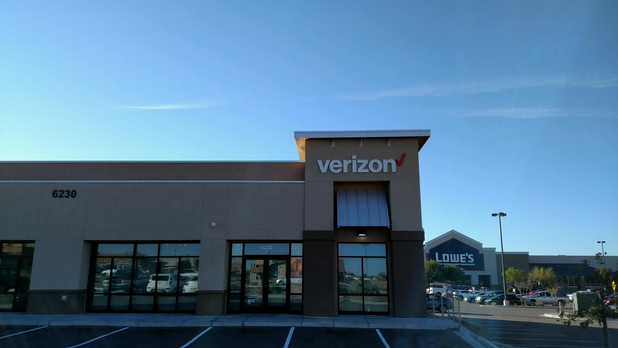 Cell Phone Repair Albuquerque >> Verizon, Albuquerque New Mexico (NM) - LocalDatabase.com