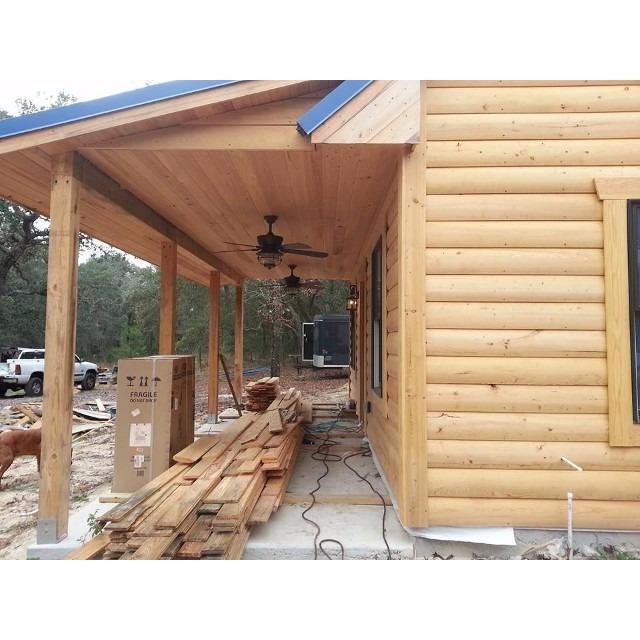 Anver Log Homes In Tavares Fl 32778