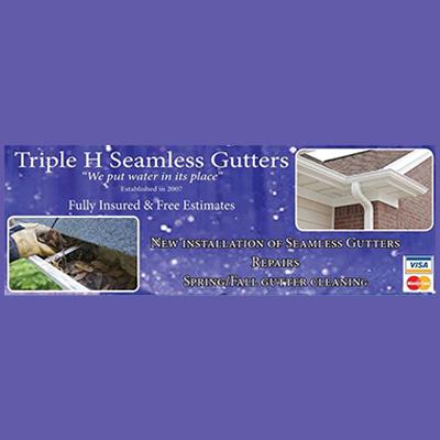 Triple H Seamless Gutters