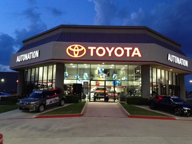 Autonation Toyota North Arlington Closed In Arlington