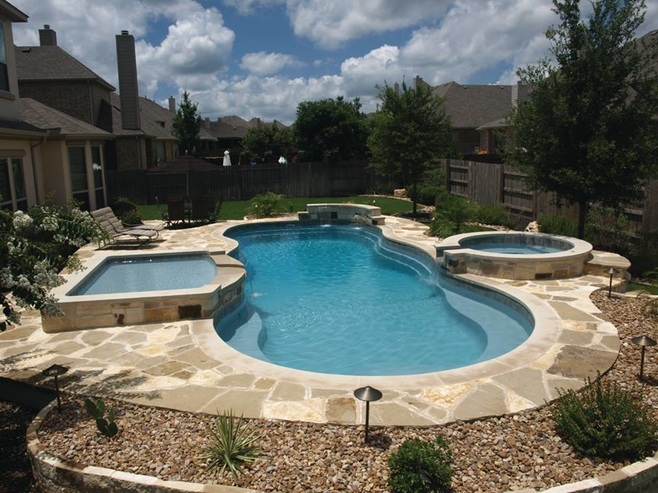 Leisure pools houston spring texas tx for Affordable pools houston texas