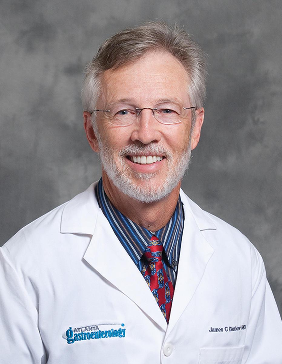 James C Barlow, MD Gastroenterology