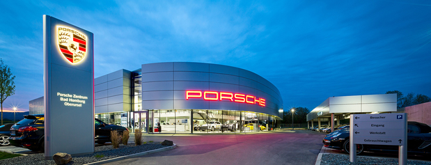 Porsche Zentrum Bad Homburg/Oberursel