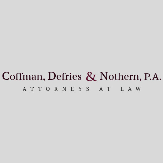 Coffman DeFries & Nothern PA