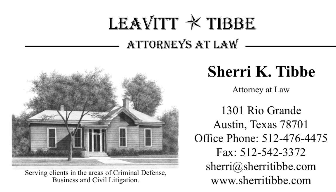 The Law Offices Of Sherri Tibbe