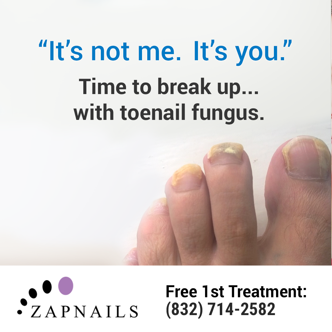 You know it's time to say goodbye. You've tried, but no luck so far. That's what ZapNails is here for.