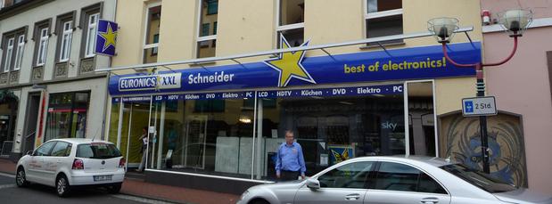 EURONICS XXL Schneider