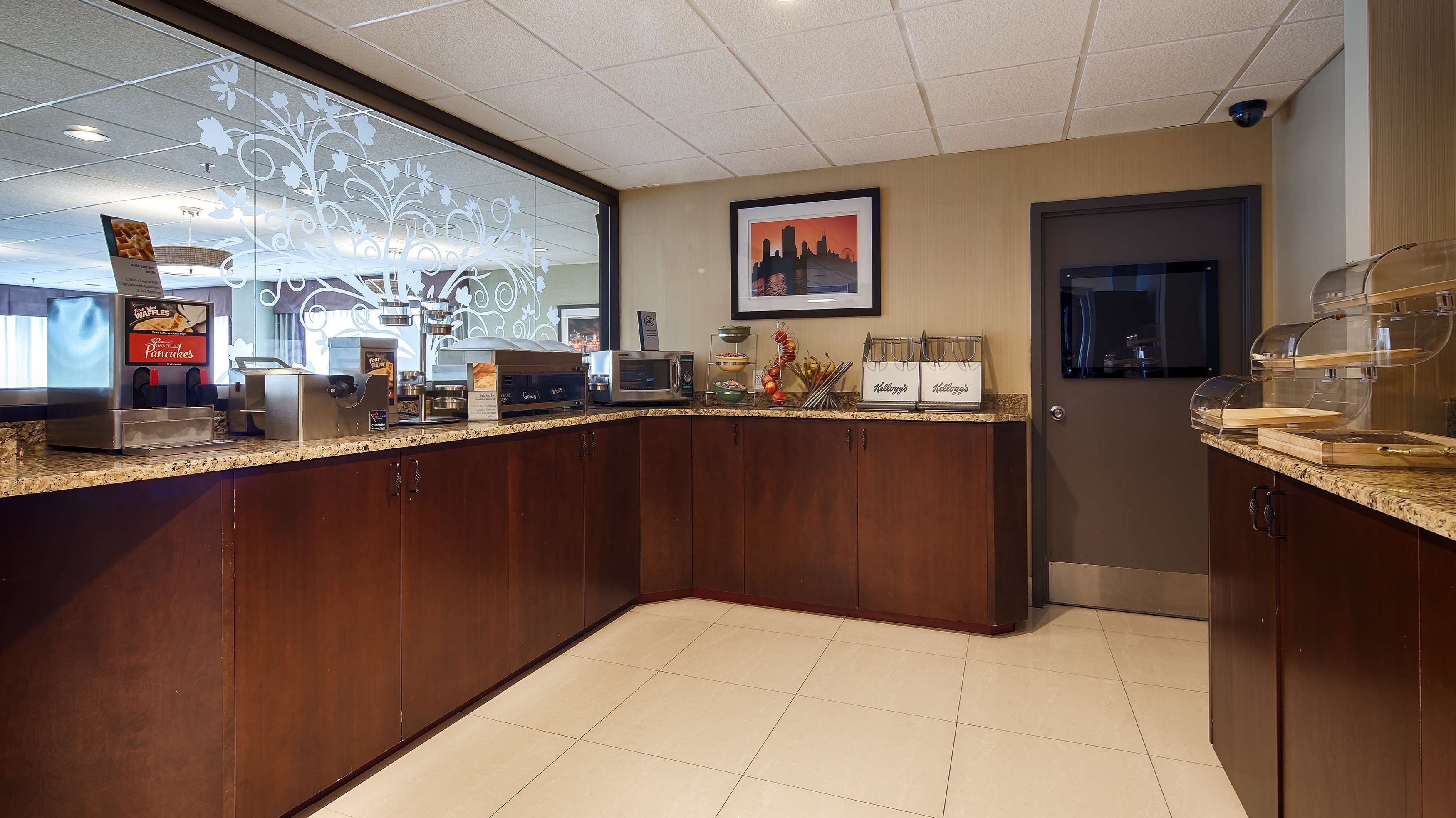 Best Western O 39 Hare North Elk Grove Hotel In Elk Grove Village Il 60007