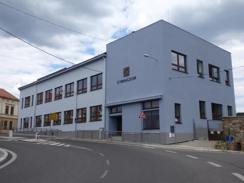 Gymnázium, Moravský Krumlov, Smetanova 168