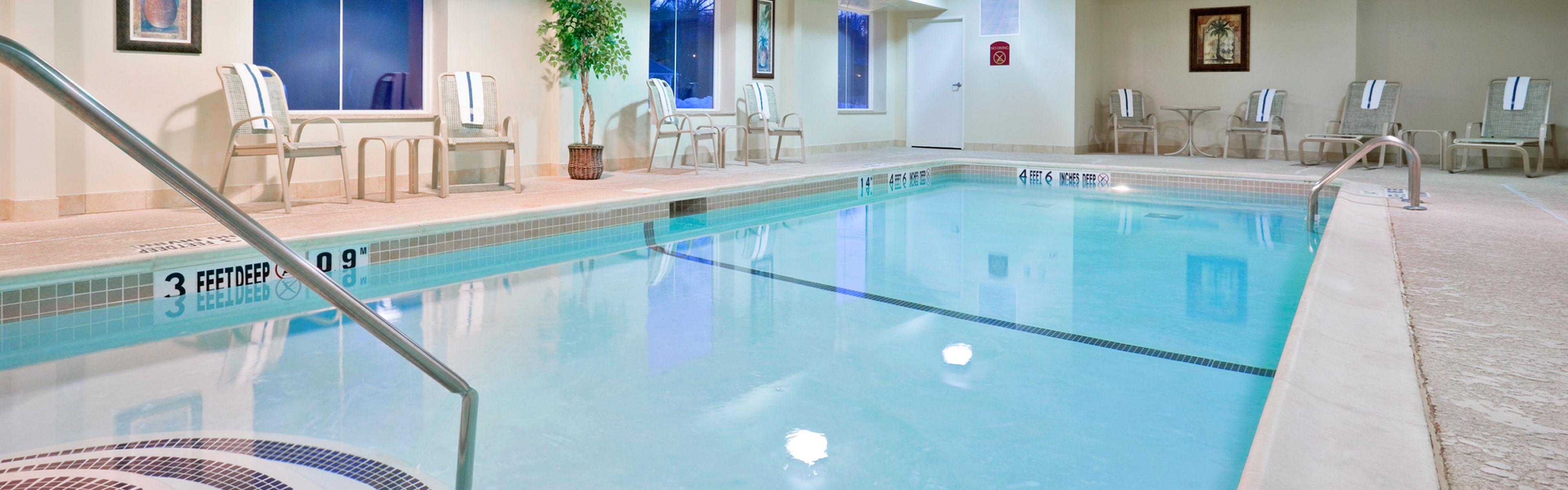Holiday Inn Express Clifton Park Clifton Park New York Ny