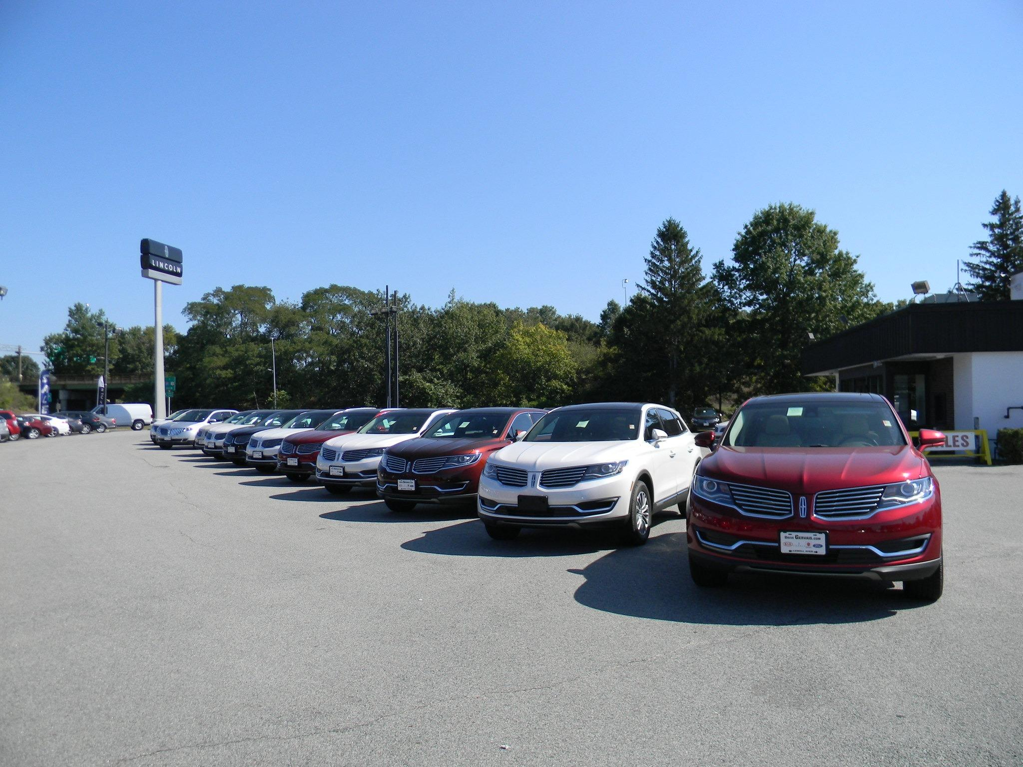Bad Credit Car Dealers >> Gervais Lincoln New & Used Cars in Lowell, MA 01851 ...