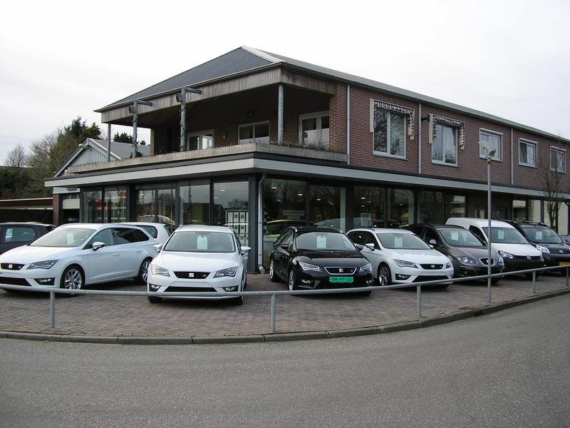 Autobedrijf Van Zanten SEAT