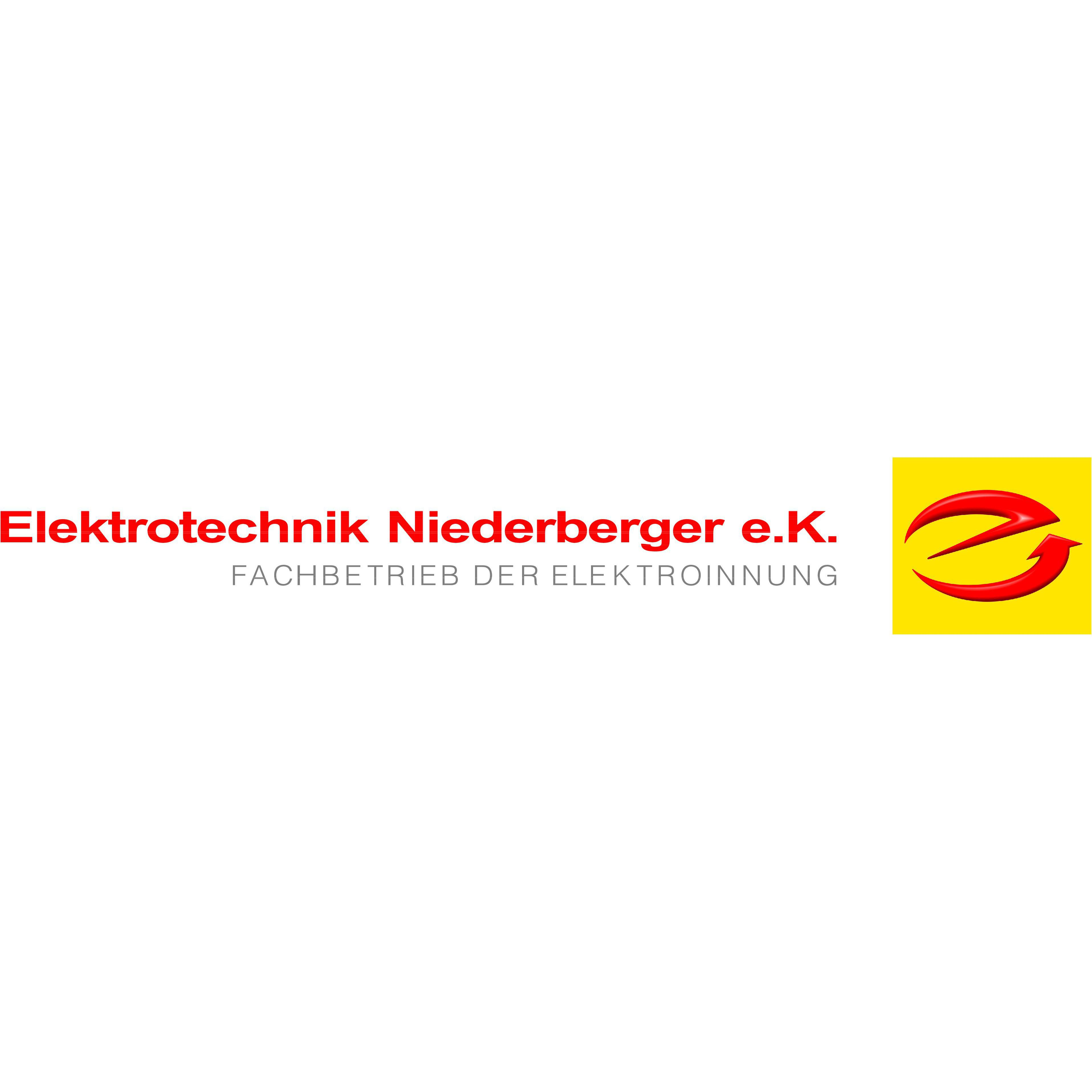 Bild zu Elektrotechnik Niederberger e. K. in Nürnberg