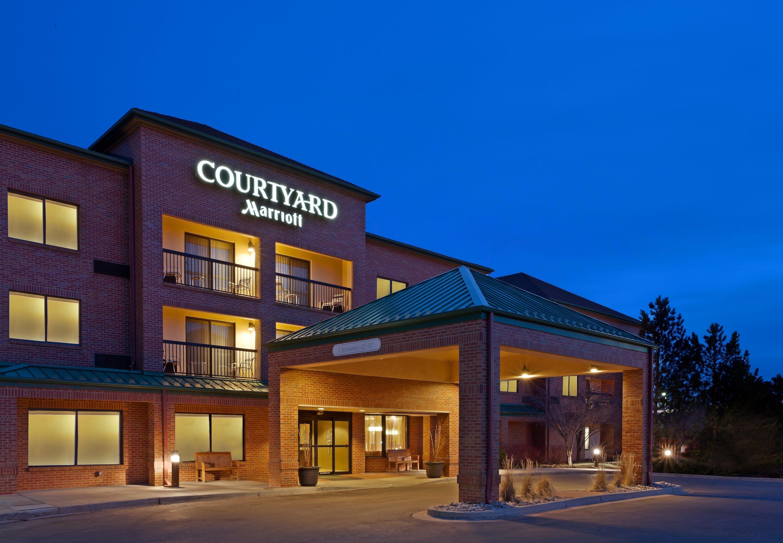 Boulder Marriott Courtyard Hotel
