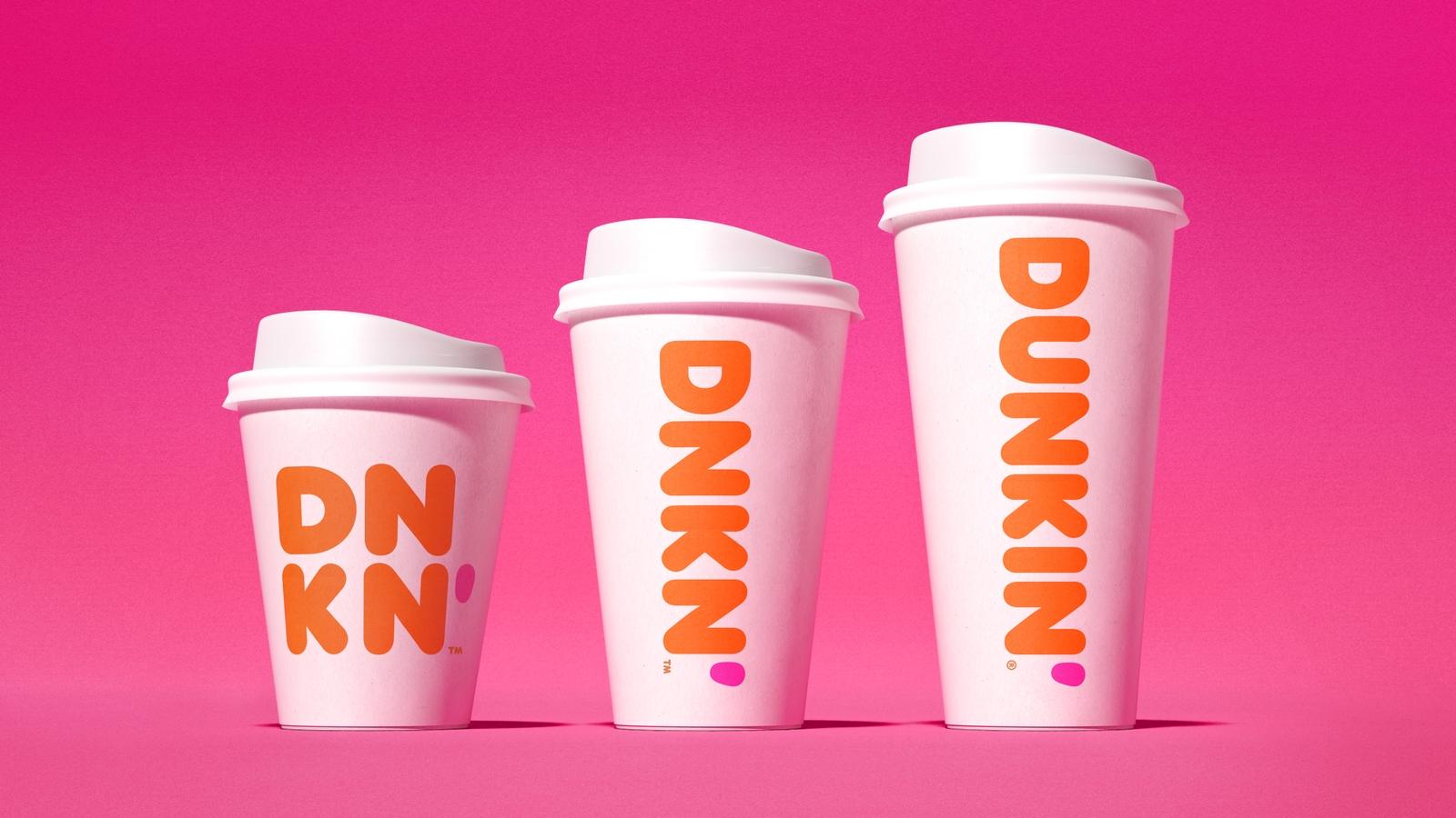 Dunkin' Hot Coffee Lineup