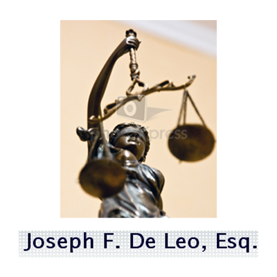 Joseph F De Leo Attorney At Law