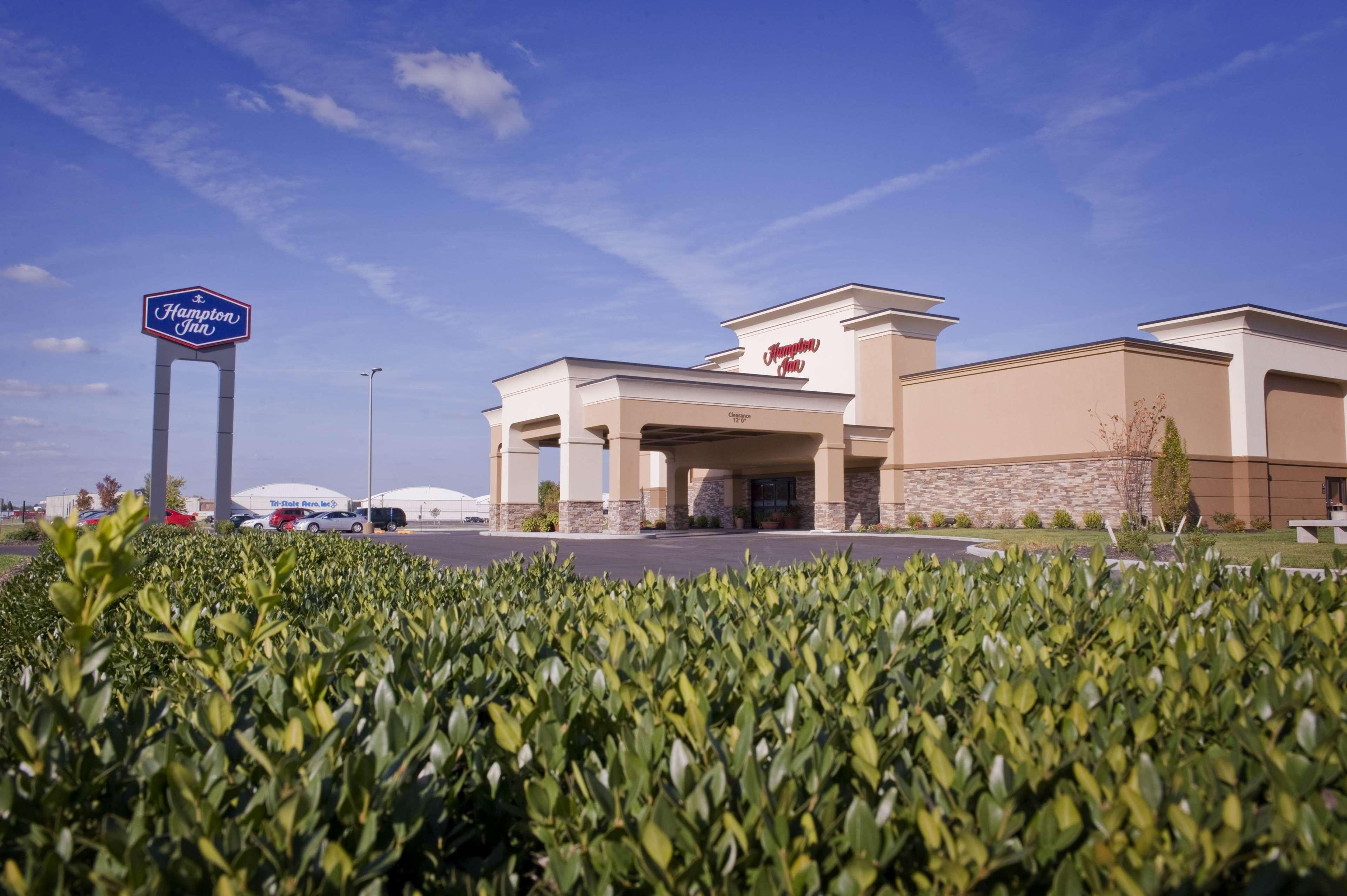 Hampton Inn Evansville/Airport - Evansville, IN 47711 - (812)464-1010 | ShowMeLocal.com