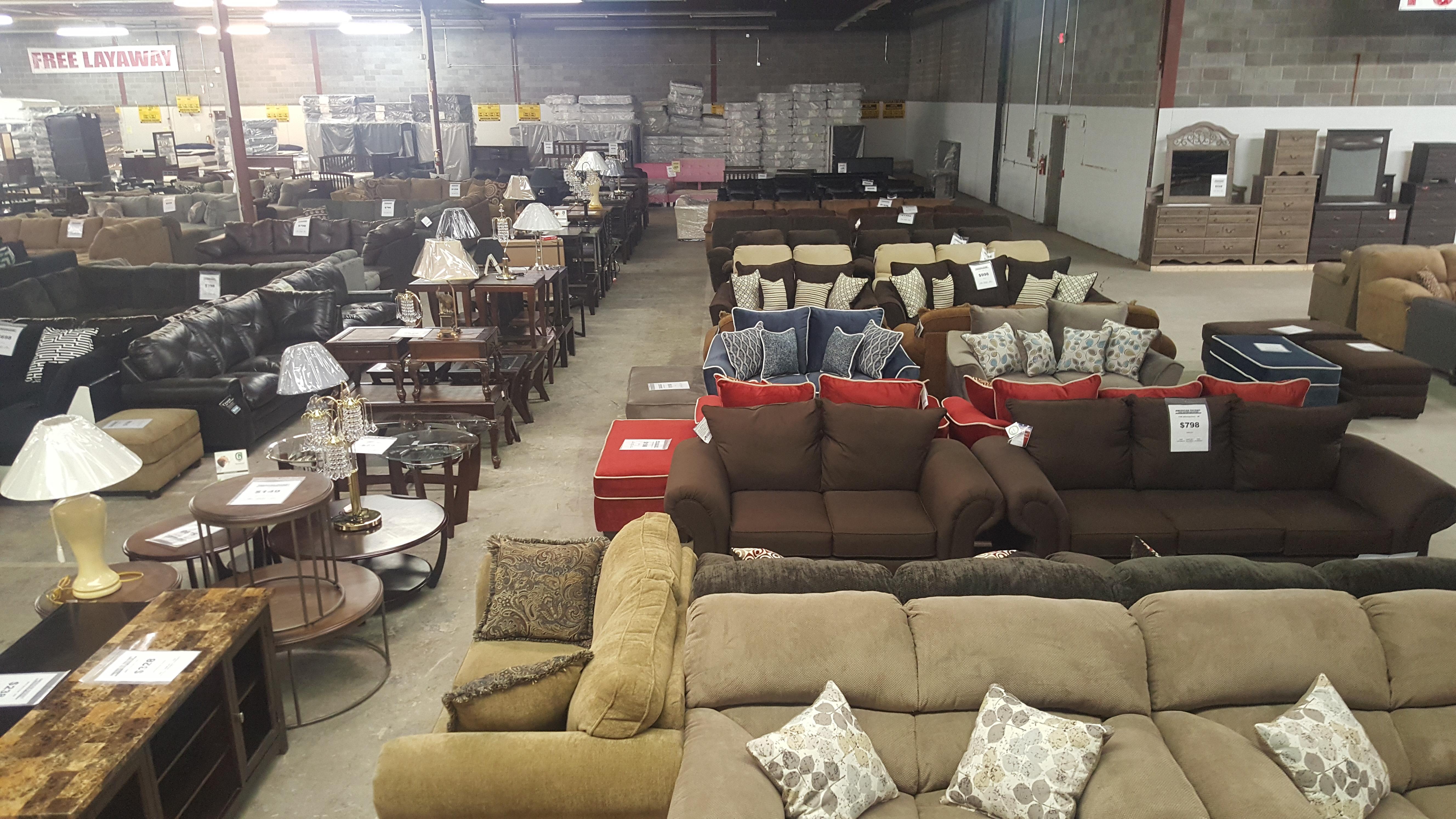 American Freight Furniture And Mattress In Roanoke Va 24018