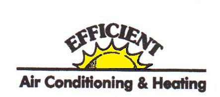 Efficient Air Conditioning and Heating