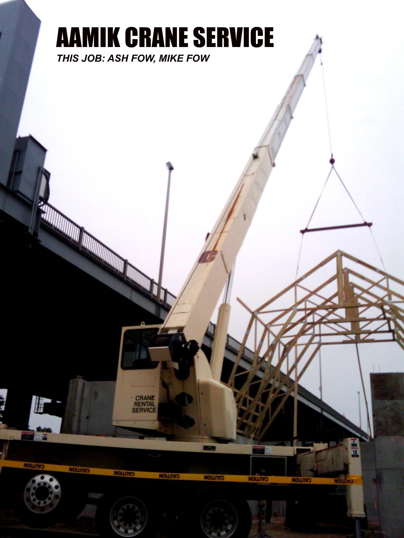 Aamik Crane Service image 3