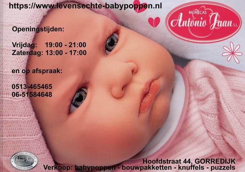 Pedicure L Huisman / levensechte-babypoppen.nl