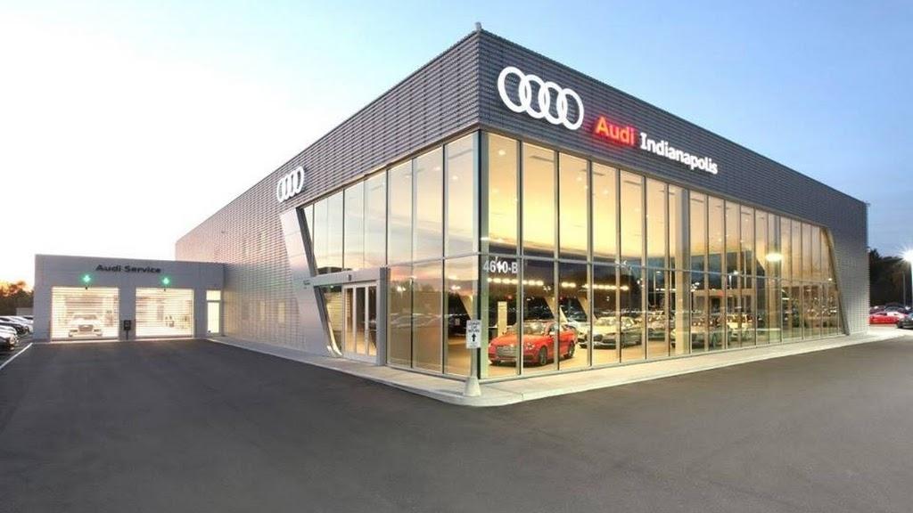 Audi Indianapolis In Indianapolis In 46240