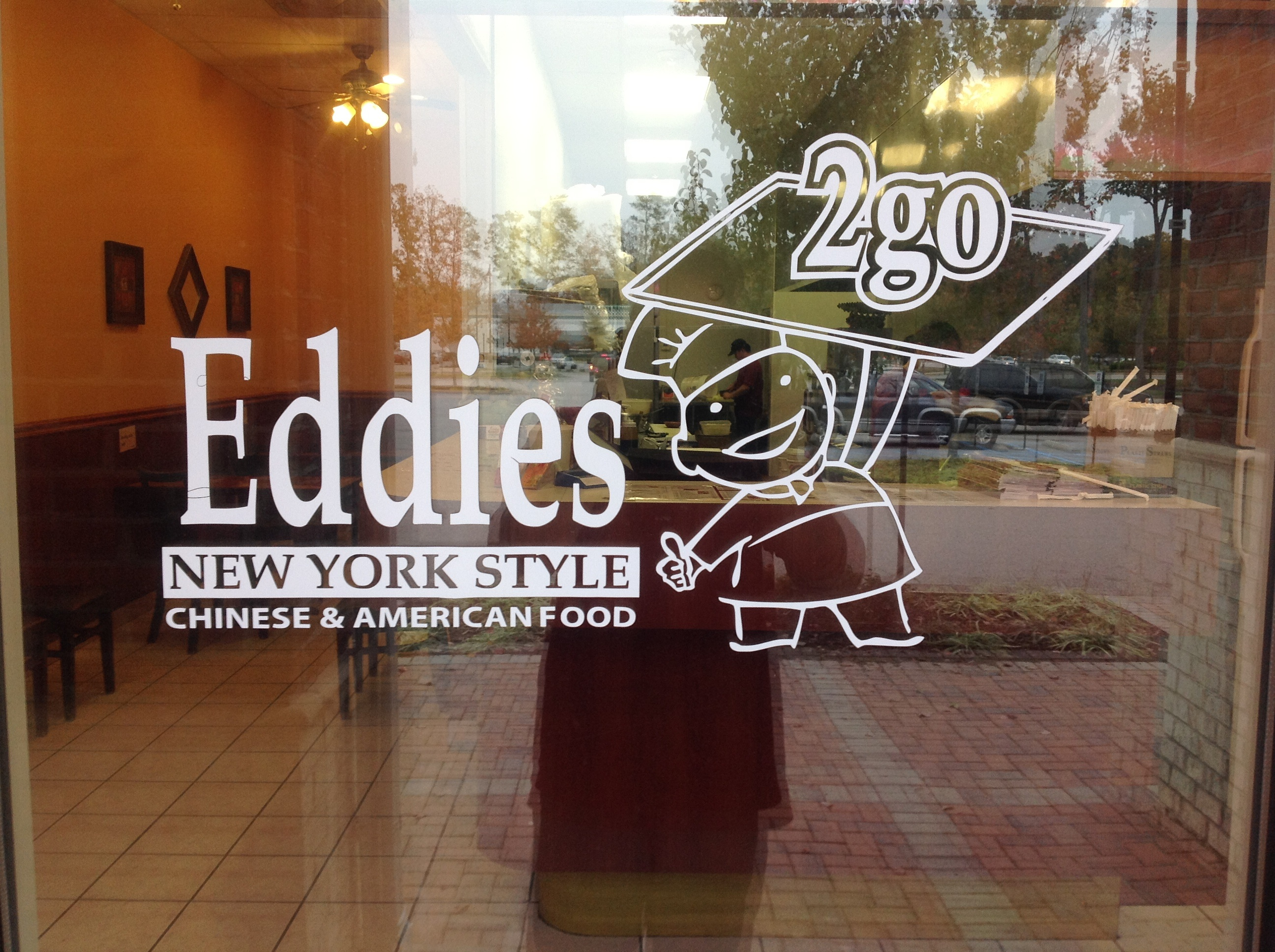 Eddies2go restaurant