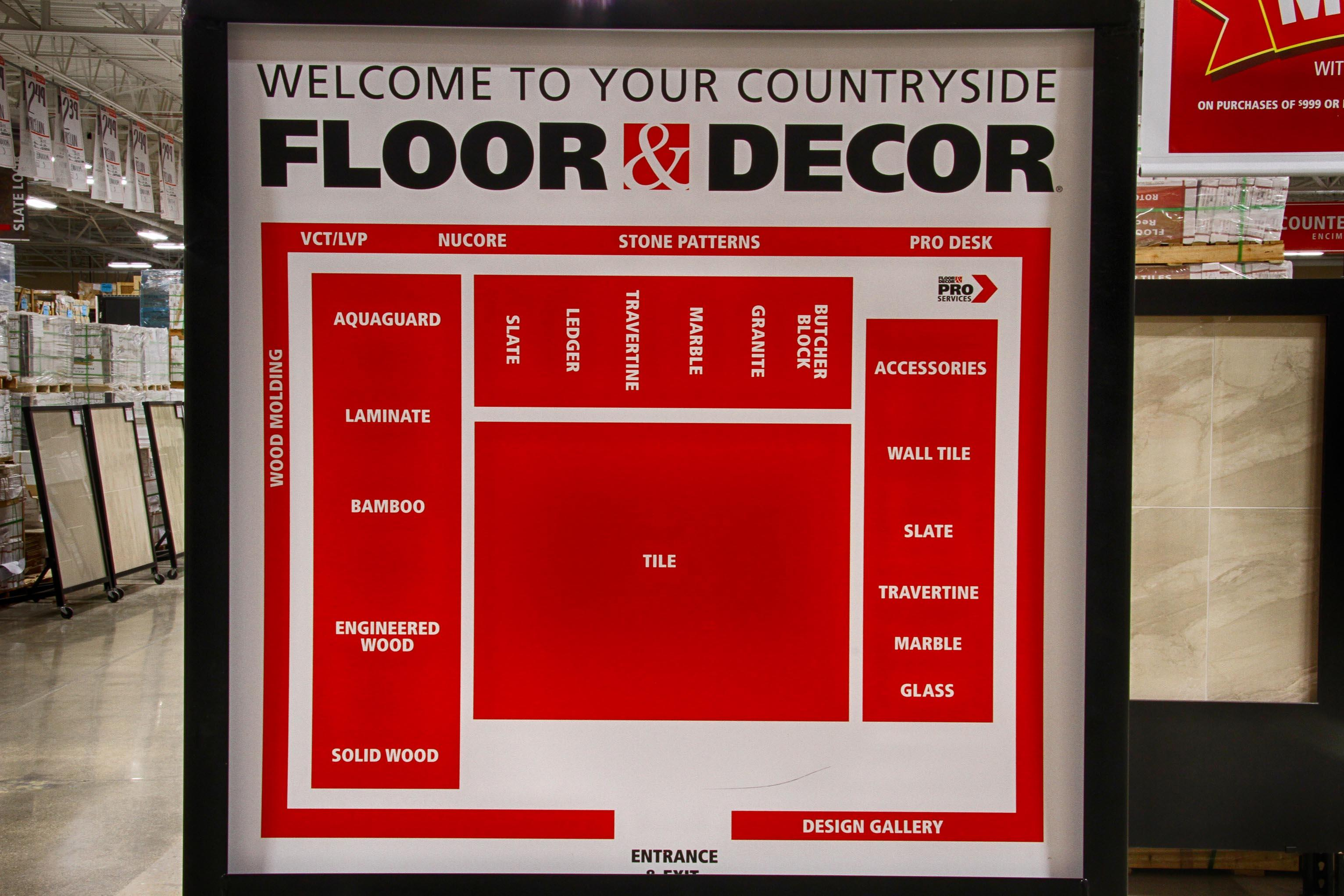 Floor decor coupons near me in countryside 8coupons for Floor and decor coupons