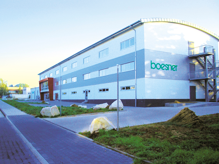 boesner GmbH - Frankfurt