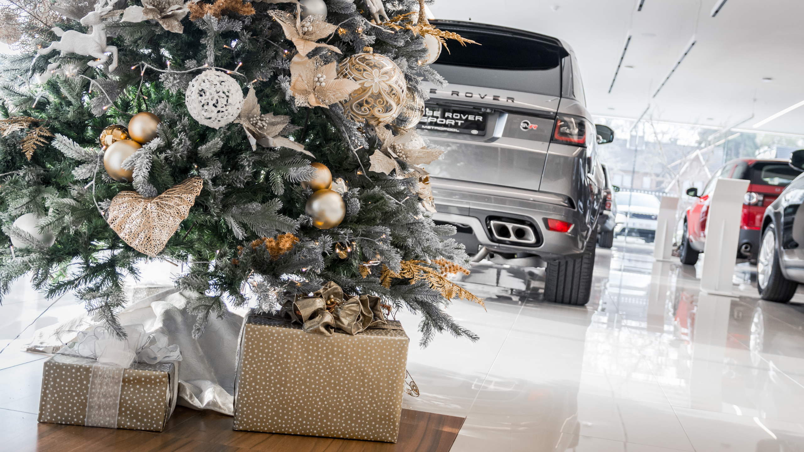 Land Rover Metropool Noord