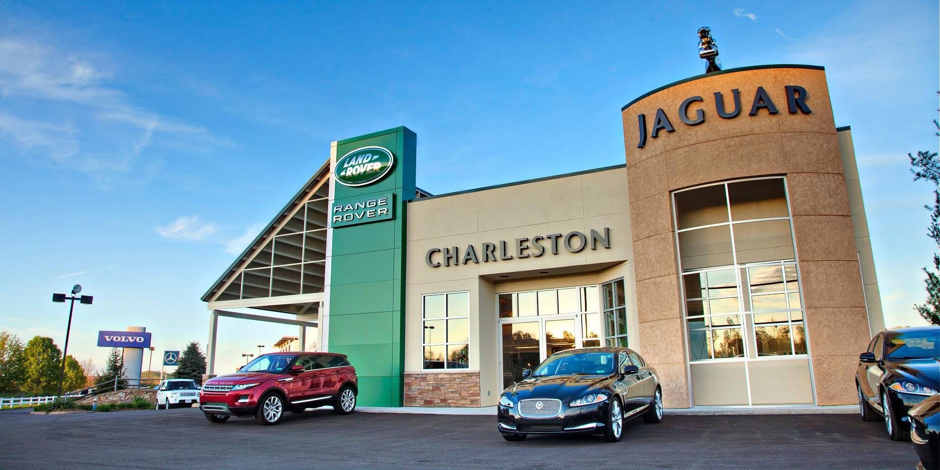 Jaguar charleston in charleston wv 25309 for Wv dept motor vehicles charleston