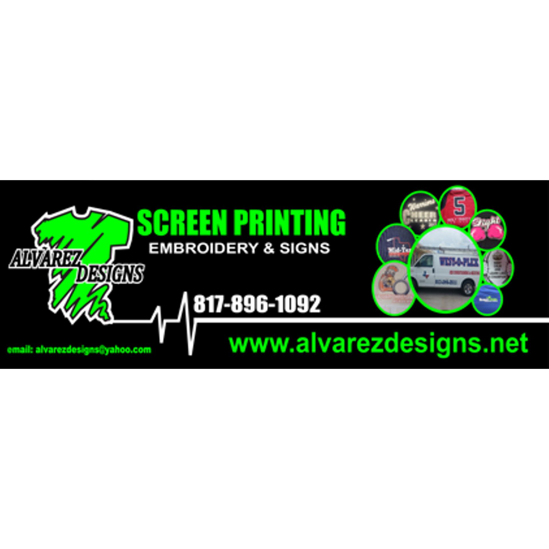 Alvarez Designs - White Settlement, TX - Copying & Printing Services